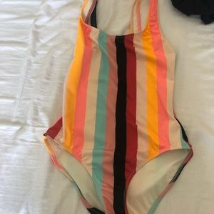 Solid and Striped size small